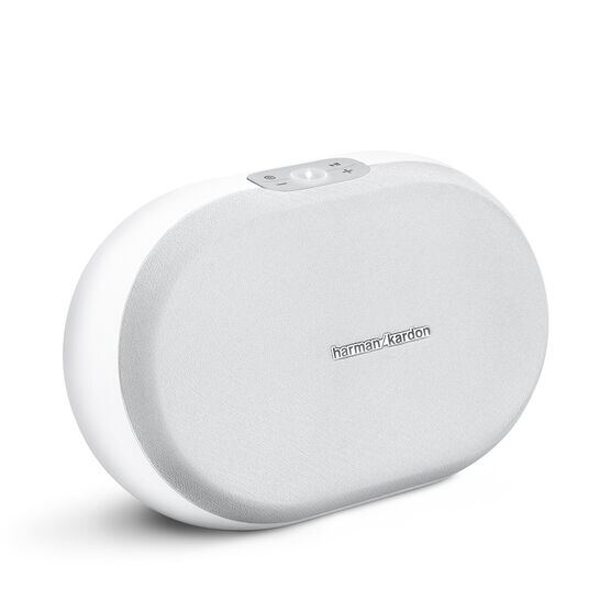 Omni 20 Plus - White - Wireless HD stereo speaker - Hero