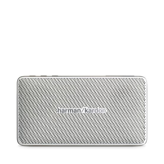 Esquire Mini - White - Wireless, portable speaker and conferencing system - Front
