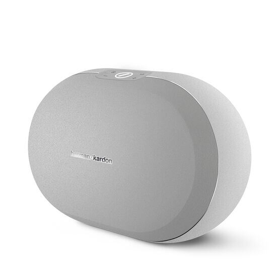 Omni 20 Plus - White - Wireless HD stereo speaker - Detailshot 1
