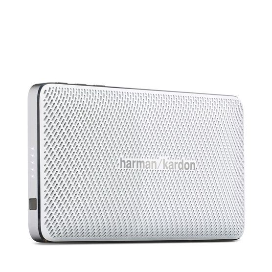 Esquire Mini - White - Wireless, portable speaker and conferencing system - Detailshot 5