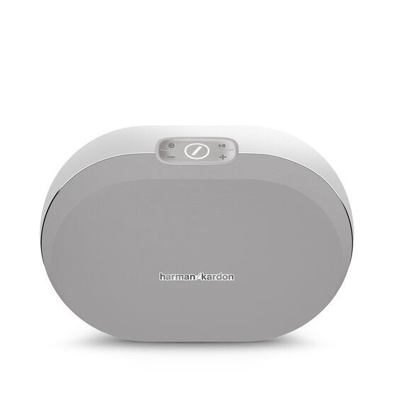 Omni 20 Plus - White - Wireless HD stereo speaker - Detailshot 2