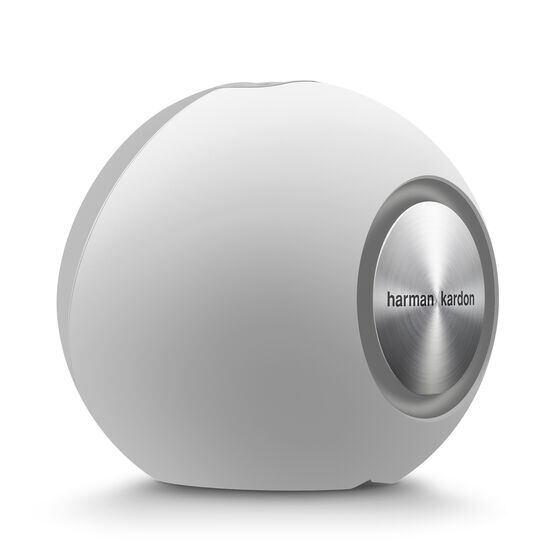 Omni 10 Plus - White - Wireless HD speaker - Detailshot 2