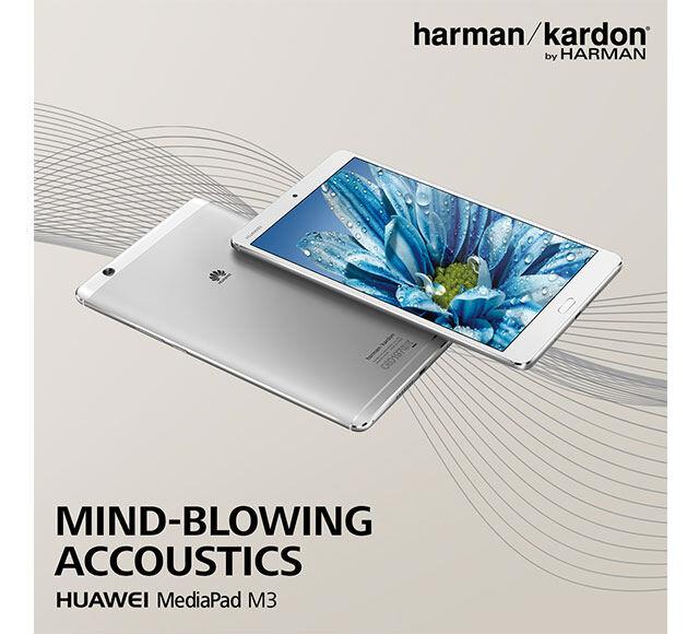 Huawei Media Pad M2 8.0.