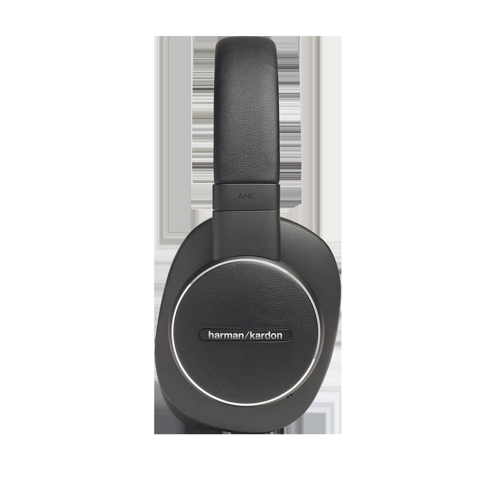 Harman Kardon FLY ANC - Black - Wireless Over-Ear NC Headphones - Detailshot 6