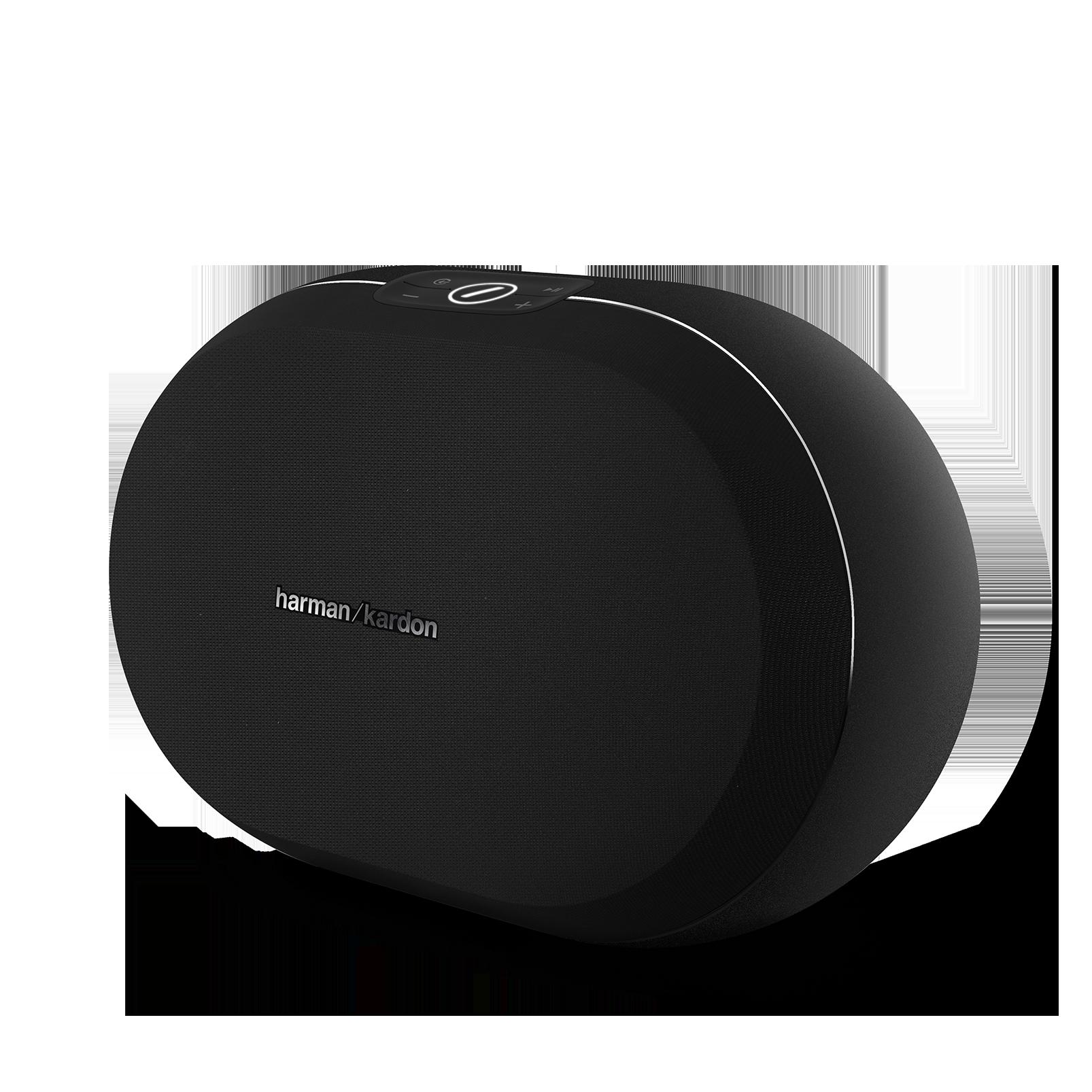 Omni 20 Plus - Black - Wireless HD stereo speaker - Detailshot 1