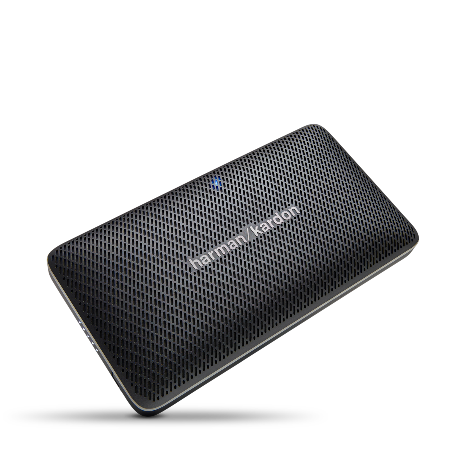 Esquire Mini - Grey - Wireless, portable speaker and conferencing system - Hero